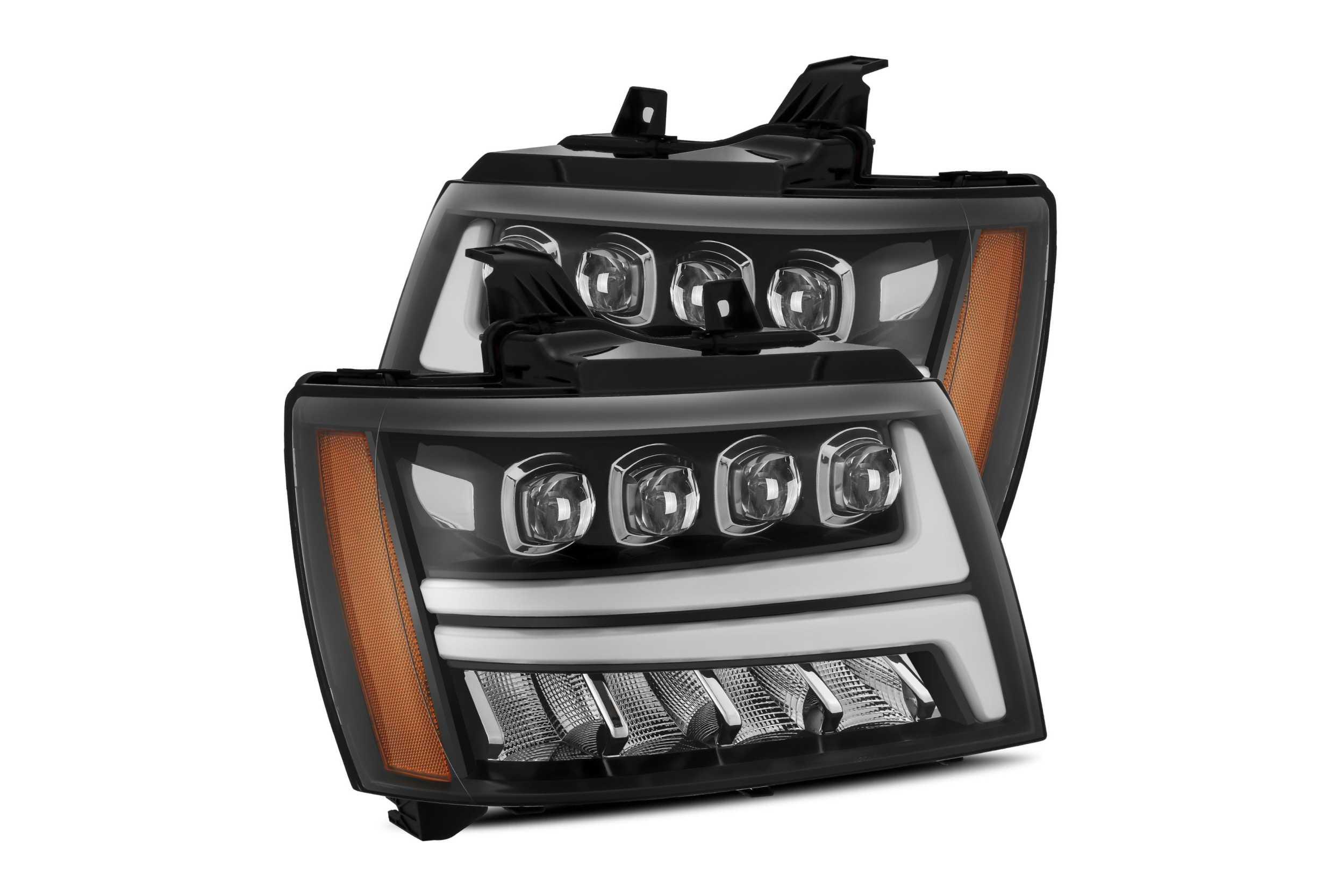 AlphaRex 880288 Projector Headlights For 07-14 Tahoe