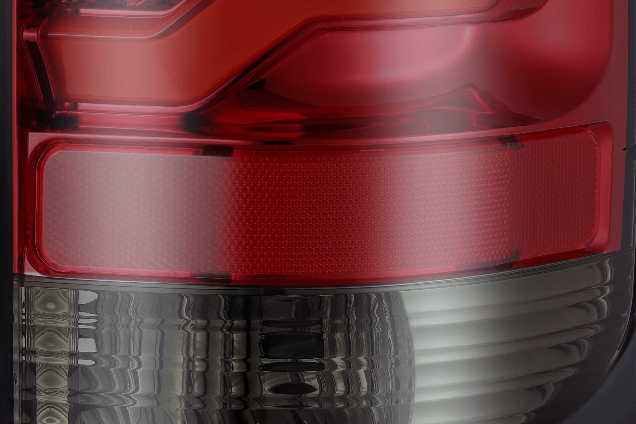 AlphaRex 630020 LED Tail Lights For 14-18 Sierra 1500