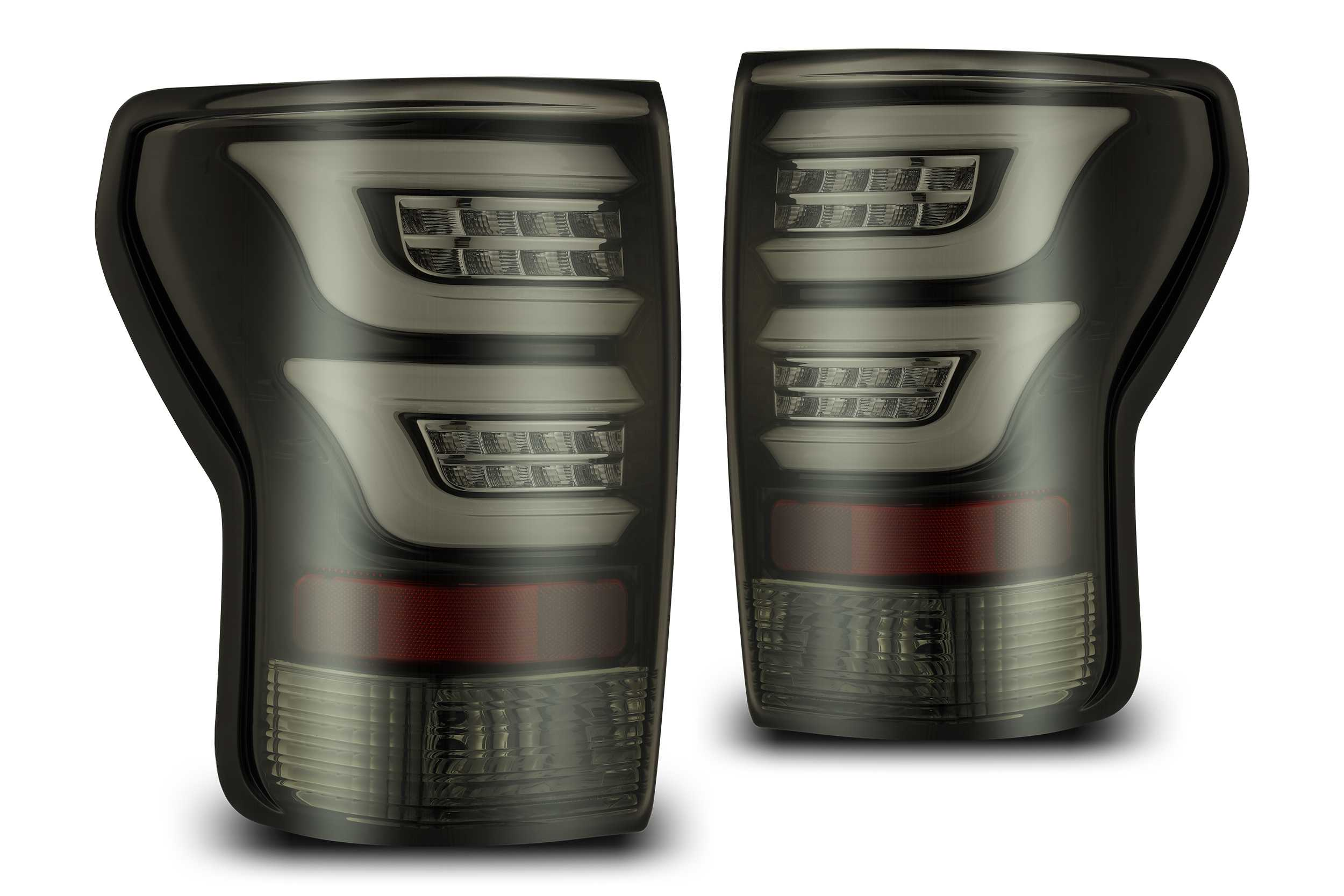 AlphaRex 670010 LED Tail Lights For 07-13 Tundra